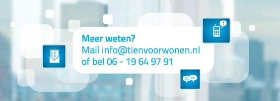 Contact TienvoorWonen